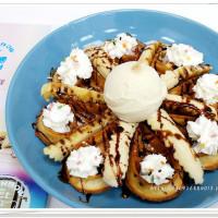 台北市美食 餐廳 飲料、甜品 冰淇淋、優格店 彩虹貓冰屋 照片