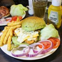 高雄市美食 餐廳 異國料理 美式料理 布雷克漢堡Black Hamburger 照片