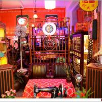 台中市美食 餐廳 咖啡、茶 咖啡館 老雜貨‧咖啡吧 照片