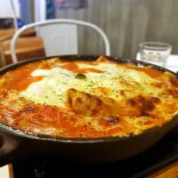 台北市美食 餐廳 異國料理 韓式料理 WAYO哇優 照片