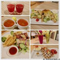 台北市美食 餐廳 咖啡、茶 咖啡館 La More Cafe 照片