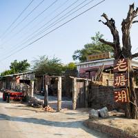 台南市休閒旅遊 景點 藝文中心 仿古懷舊-老塘湖藝術坊 照片