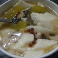 台北市美食 餐廳 飲料、甜品 小南門豆花 照片