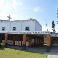 台東縣休閒旅遊 景點 古蹟寺廟 知本天主堂 照片