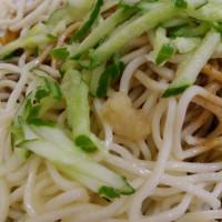 台北市美食 餐廳 中式料理 小吃 來來涼麵 東湖總店 照片