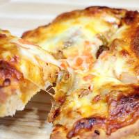 台北市美食 餐廳 異國料理 異國料理其他 瑪莉屋口袋pizza 照片