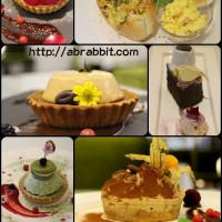 台中市美食 餐廳 烘焙 蛋糕西點 法蘭朵法式甜品 照片