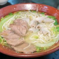 新竹市美食 餐廳 中式料理 麵食點心 良心麵 照片