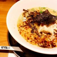 台北市美食 餐廳 異國料理 日式料理 哲麵 (台北西門116店) 照片