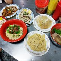 台中市美食 攤販 台式小吃 永盛雞肉飯 照片