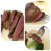 新北市美食 餐廳 異國料理 美式料理 極品牛排 照片