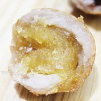 【美食-團購】芋包芋,讓您芋見幸福,爆漿炸芋頭融化您的口!❤粉絲團有抽獎呦