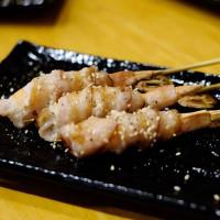 台北市美食 餐廳 異國料理 日式料理 山石串燒 照片