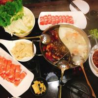 台北市美食 餐廳 火鍋 麻辣鍋 老四川巴蜀麻辣燙(台北南京店) 照片