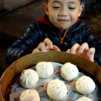 台北市美食 餐廳 中式料理 小吃 老皮小籠包 照片