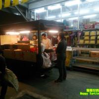 台南市美食 攤販 攤販燒烤 小貨車燒烤 照片
