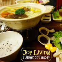 台北市美食 餐廳 素食 喜悅庭 照片