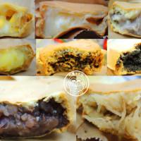 台北市美食 攤販 甜點、糕餅 林阿姨紅豆餅 照片