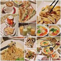 桃園市美食 餐廳 中式料理 麵食點心 老饕品味食堂 照片