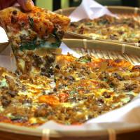 新北市美食 餐廳 異國料理 美式料理 野菇屋the shack pizza 照片