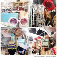 台北市休閒旅遊 購物娛樂 創意市集 永春二手市集 照片