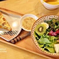 台南市美食 餐廳 烘焙 烘焙其他 POP PIE鹹派咖啡店 照片