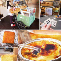 台北市美食 攤販 甜點、糕餅 巷弄裡的噠噠聲 照片