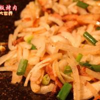 彰化縣美食 攤販 台式小吃 合豐石板烤肉 照片