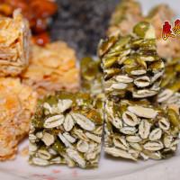 彰化縣美食 攤販 台式小吃 良易食品(土豆糖、酥糖、杏仁酥、南瓜酥) 照片