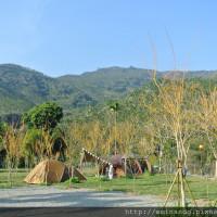 南投縣休閒旅遊 住宿 露營地 黃金森林露營區 照片