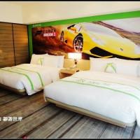 台南市休閒旅遊 住宿 觀光飯店 Hotel Cozzi 和逸飯店 (台南西門館) 照片