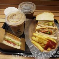 高雄市美食 餐廳 咖啡、茶 咖啡館 Bodis 三明治專賣 照片