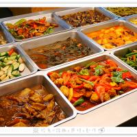 台南市美食 餐廳 素食 素食 麥綠素食自助餐 照片