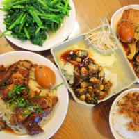 桃園市美食 餐廳 中式料理 小吃 壹等品霸王豬腳 照片