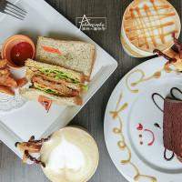 台中市美食 餐廳 咖啡、茶 咖啡、茶其他 Meetroad麋路咖啡輕食坊 照片