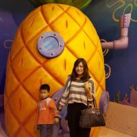 台北市休閒旅遊 景點 展覽館 海綿寶寶:暢遊比奇堡特展 (台北站) 照片