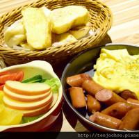 台北市美食 餐廳 異國料理 美式料理 如,菓Flambagel Café 照片