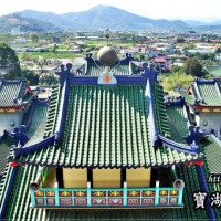 南投縣休閒旅遊 景點 古蹟寺廟 寶湖宮地母廟 照片
