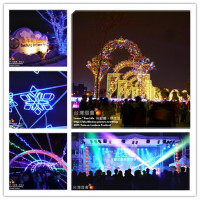 台中市休閒旅遊 景點 景點其他 2015台灣燈會在台中 (大里文創聚落燈會) 照片