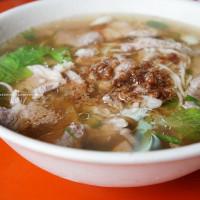 台中市美食 餐廳 中式料理 小吃 孫記四川涼麵 照片