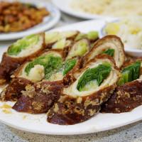 台中市美食 餐廳 火鍋 精武路菜脯雞 照片