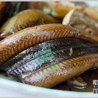 台南市美食 攤販 台式小吃 清香鱔魚麵 照片