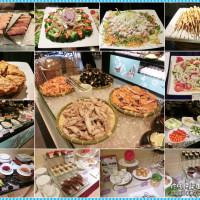 桃園市美食 餐廳 異國料理 多國料理 桃花園飯店-蝴蝶谷自助百匯餐廳 照片