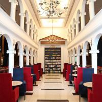 台北市美食 餐廳 異國料理 義式料理 Moon River cofe books圖書館咖啡廳 照片