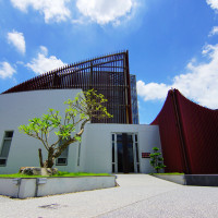桃園市休閒旅遊 景點 紀念堂 大溪方濟生活園區 照片