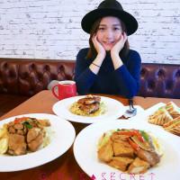 台北市美食 餐廳 異國料理 美式料理 聞豆奇咖啡館Caffe Vintage 照片