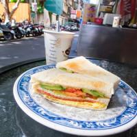 台北市美食 攤販 攤販其他 阿香三明治 照片