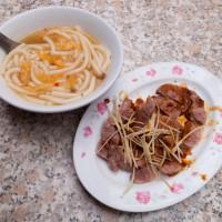 台北市美食 餐廳 中式料理 麵食點心 勇伯米苔目 照片