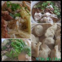 嘉義市美食 餐廳 中式料理 麵食點心 余媽媽老麵店 照片