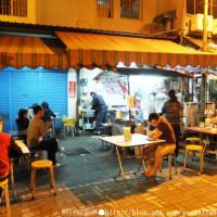 台南市美食 攤販 台式小吃 阿田麵攤 照片